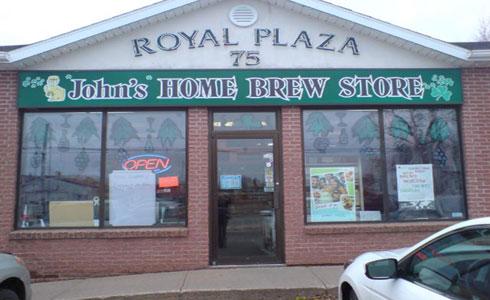 John's home brew